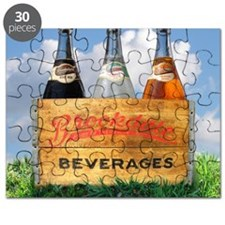 Brookdale Soda Wooden Crate Puzzle