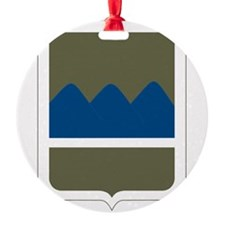 80th Infantry Division Ornament