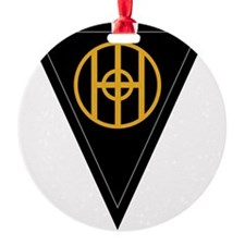 83rd Infantry Division Ornament