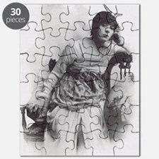 Lottie Pickford 1915 Puzzle