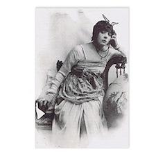Lottie Pickford 1915 Postcards (Package of 8)