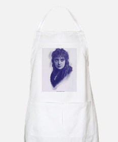Mabel Normand 1915 Apron