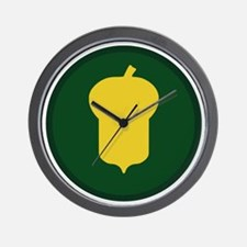 87th Infantry Division Wall Clock