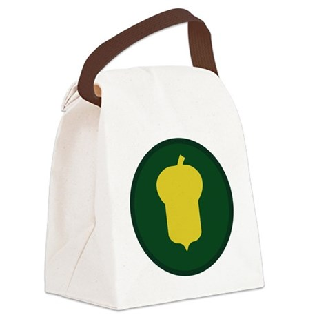 87th Infantry Division Canvas Lunch Bag