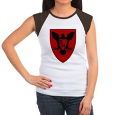 86th Infantry Division Women's Cap Sleeve T-Shirt