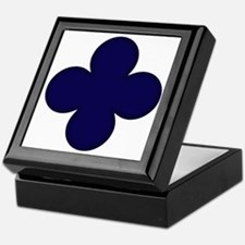 88th Infantry Division Keepsake Box