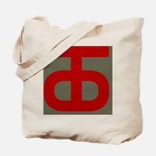 90th Infantry Division Tote Bag