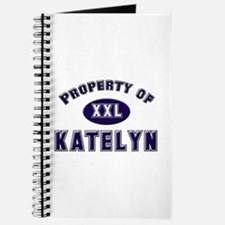 Property of katelyn Journal