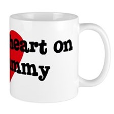 Heart on for Tammy Mug