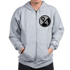94th Infantry Division Zip Hoodie