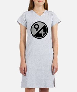 94th Infantry Division Women's Nightshirt