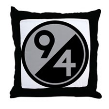 94th Infantry Division Throw Pillow