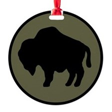 92nd Infantry Division Ornament