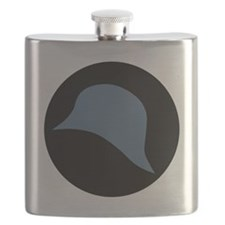 93rd Infantry Division Flask