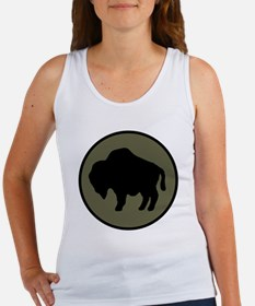 92nd Infantry Division Women's Tank Top
