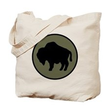 92nd Infantry Division Tote Bag