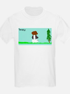 We Bare Bears Seneca T-Shirt
