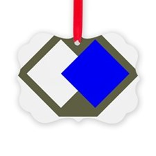 96th Infantry Division Ornament