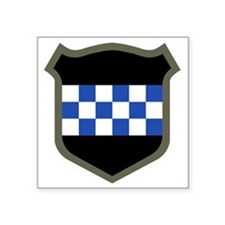 """99th Infantry Division Square Sticker 3"""" x 3"""""""