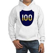 100th Infantry Division Jumper Hoody