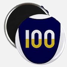 100th Infantry Division Magnet