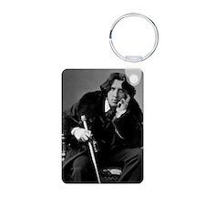 Oscar_Wilde_portrait Keychains
