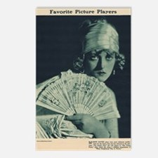 Marion Davies 1921 Postcards (Package of 8)