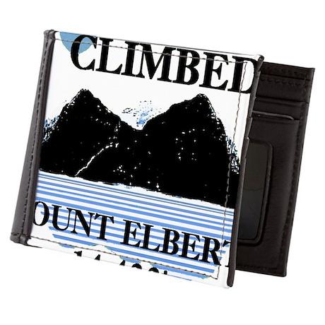 Iclimbedelbert Mens Wallet