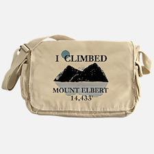 Iclimbedelbert Messenger Bag