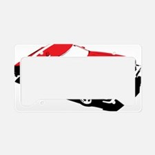 Starsky  Hutch License Plate Holder
