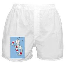carminebutton Boxer Shorts