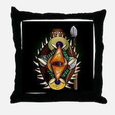 African Adventure Throw Pillow