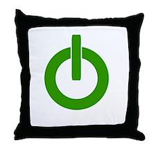 Reboot Throw Pillow