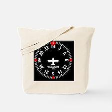 heading_clock Tote Bag