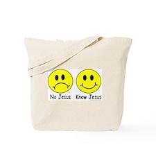 NO KNOW Tote Bag