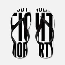 English moriarty Flip Flops