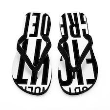 English grendel Flip Flops