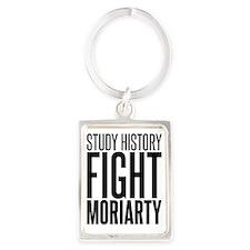 history moriarty Portrait Keychain