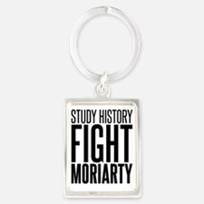 history moriarty Portrait Keychain