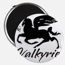 VALKYRIE_new_font_NEG_02 Magnet