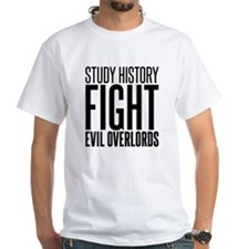 history evil overlords Shirt