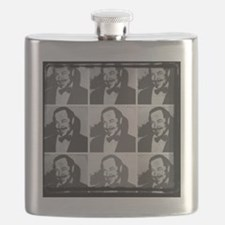 tennessee williams old bw Flask