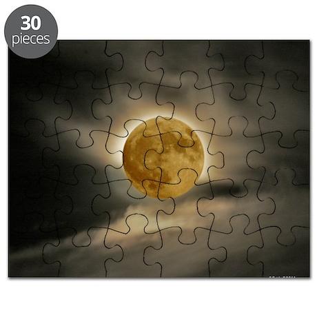MOON mousepad Puzzle