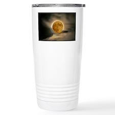 small MOON poster Travel Mug