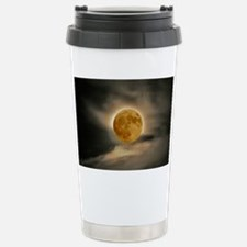 large MOON poster Travel Mug