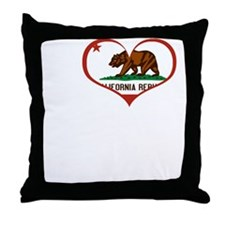 IHCGneg Throw Pillow