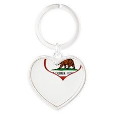 IHCGneg Heart Keychain