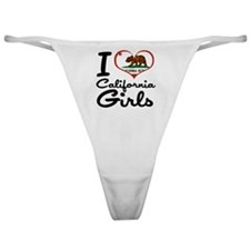 IHCGsm Classic Thong