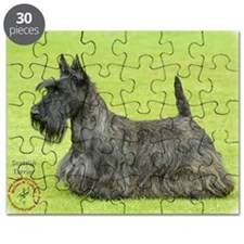 Scottish Terrier 9A036D-07 Puzzle