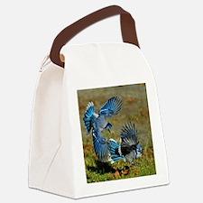 2.75 x 2 four Canvas Lunch Bag